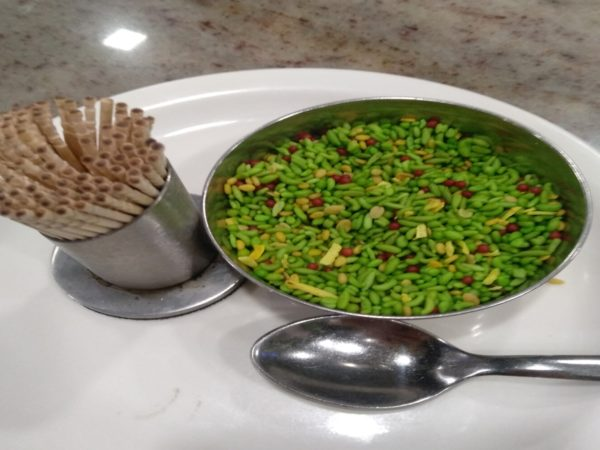 Food of Southern India