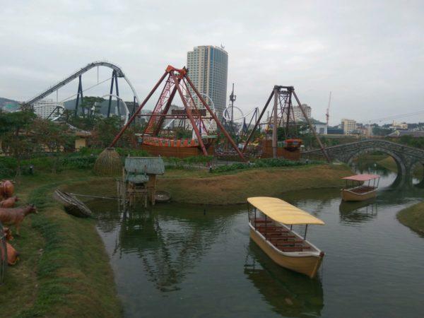 Sun World Theme Park  Halong Bay