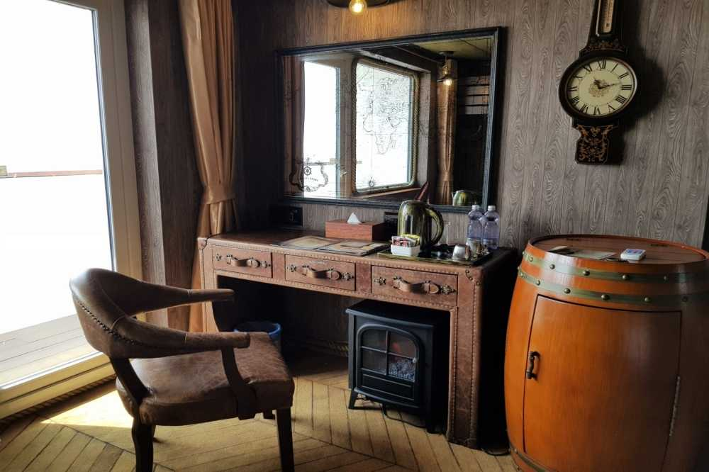 Vintage Luxury Yacht Hotel -Myanmar