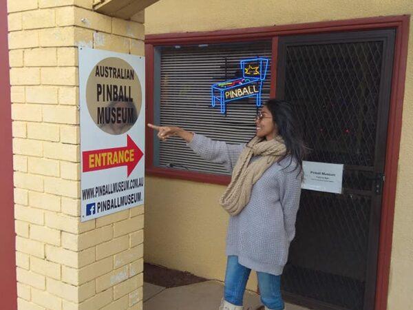 Australian Pinball Museum