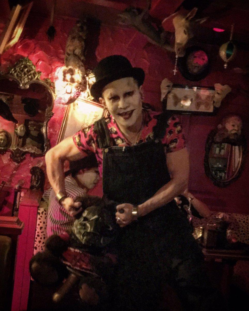 Kinguu Bar – Horror/Fetish Themed Absinthe Bar – Osaka – Japan
