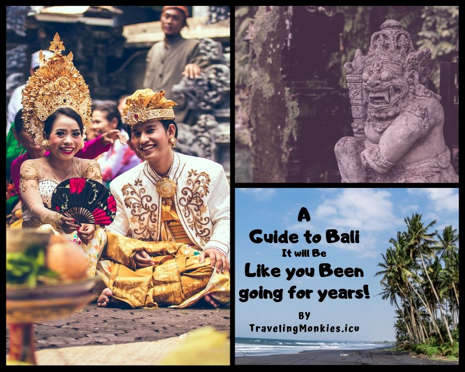 A ultimate guide to Bali