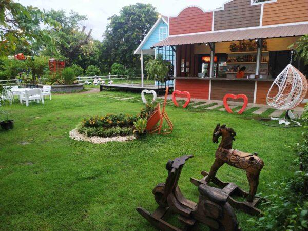 Little Farm Hug Restaurant ลิตเติ้ล ฟาร์มฮัก – Sakon Nakhon – Thailand