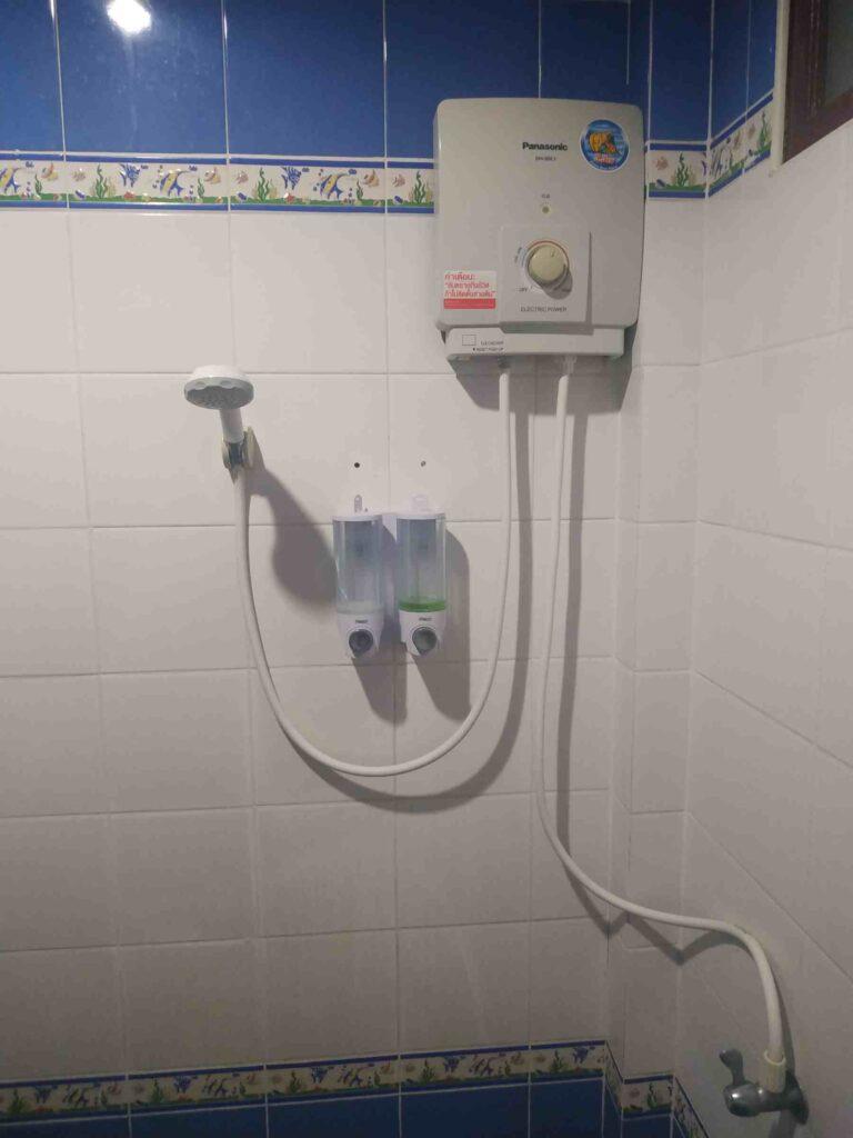 bathroom Chom Dao Hotel & Resort private villa