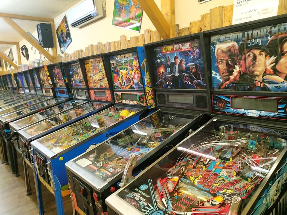 Freddy's Pinball Paradise - Echzell Germany