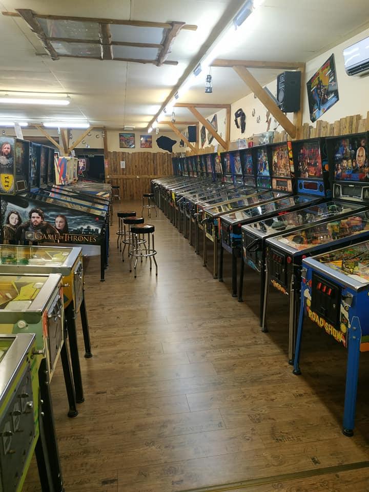 Freddy's Pinball Paradise – Echzell Germany