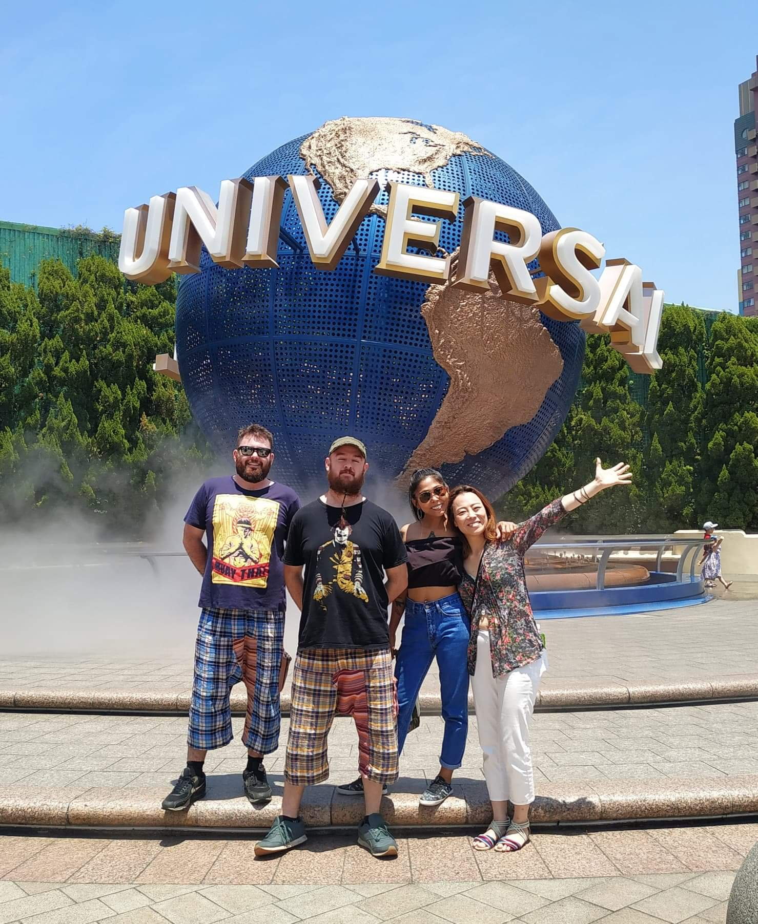 Universal Studios Japan – USJ -Osaka