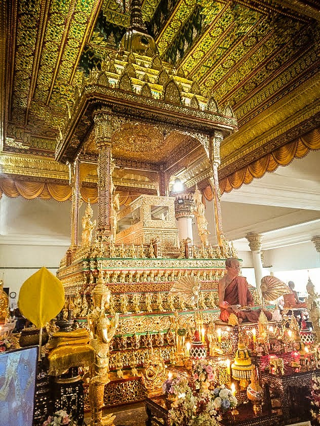 Wat Tham Suea day trip idea