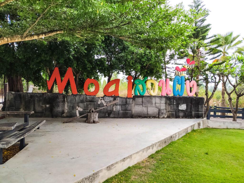 Moai Coffee Suan Phueng Thailand