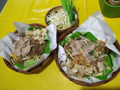 Best Pad Thai's – West of Bangkok /BKK