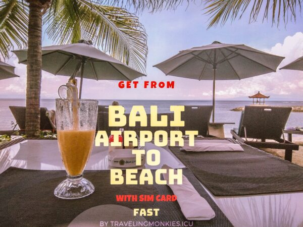 Arriving in Bali Airport – no stress guide